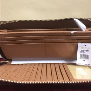 fdfdc2039e4c Michael Kors Bags - New brand Mk wallet beautiful color size large